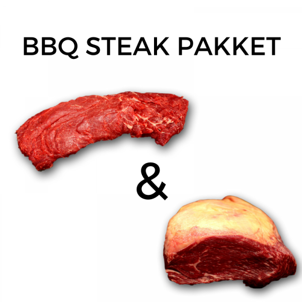 VleesKado BBQ Steak pakket
